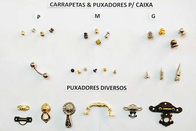 Carrapetas e Puxadores Clique para abrir 498af6ca761